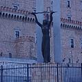Juan de Avalos雕塑的西班牙內戰紀念碑