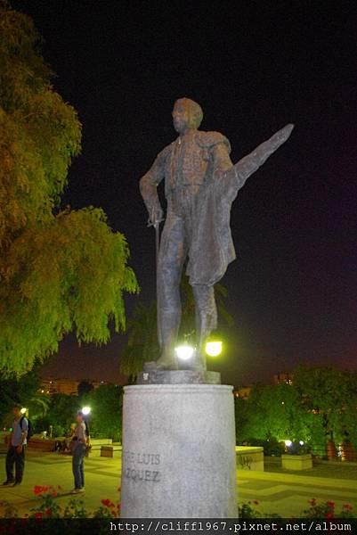 鬥牛士紀念碑