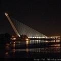 Puente del Alamillo--西班牙建築師聖地牙哥 Santiago Calatrava的傑作