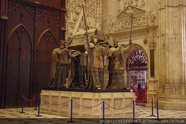哥倫布之墓