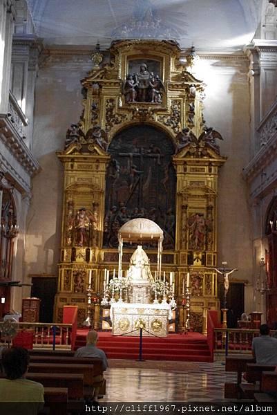 大主教教堂聖母