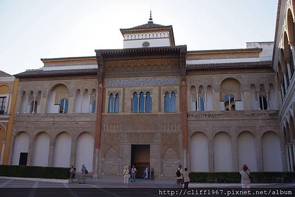 阿爾卡扎堡Alcarza--佩德羅宮