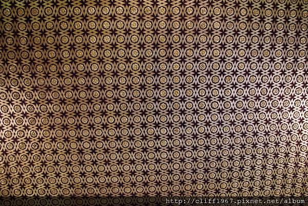穆迪哈風格的天花板