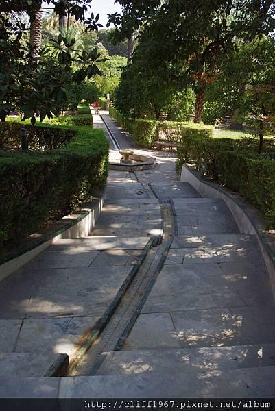 王宮花園小水渠道