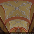 掛毯大廳的穹頂