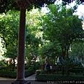 彼拉多之家--後花園
