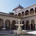 彼拉多之家--中央中庭