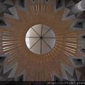 聖家堂內部的神聖交叉