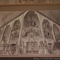 高第的手稿(受難之門設計圖)