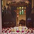 2010年教宗親訪聖家堂的紀錄照片