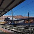 昆卡的Ave新車站Cuenca - Fernando Zobel station