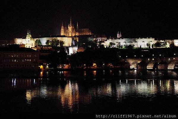 城堡區夜景