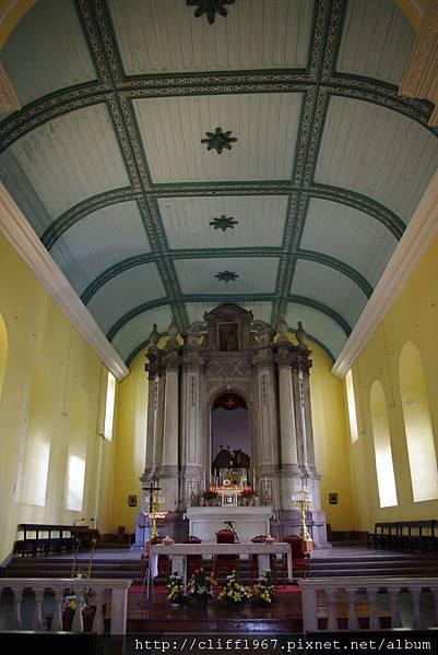 聖奧斯定教堂(龍嵩廟)