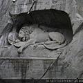 垂死的獅子紀念碑