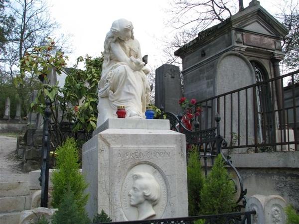波蘭音樂大師--蕭邦之墓