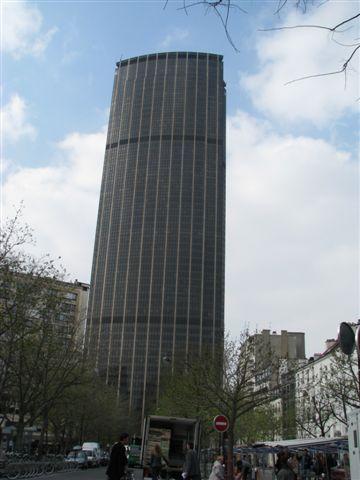 蒙那帕斯大樓
