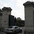 蒙那帕斯墓園入口
