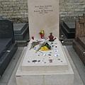 沙特與西蒙波娃之墓