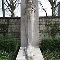 波特萊爾紀念碑
