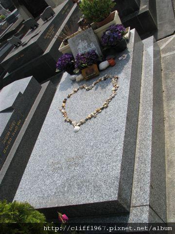法國女明星--金賽巴克之墓