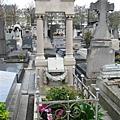 法國文豪--莫泊桑之墓