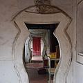 三山國王廟--瓶型門