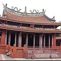 孔廟主殿--大成殿