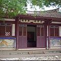 孔廟--鄉賢祠與名宦祠