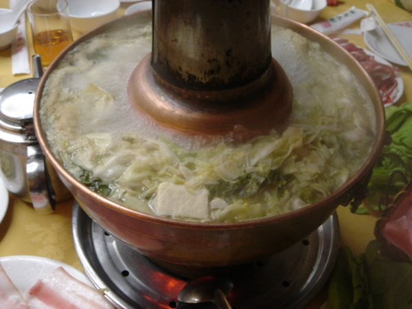 酸菜白肉鍋近拍
