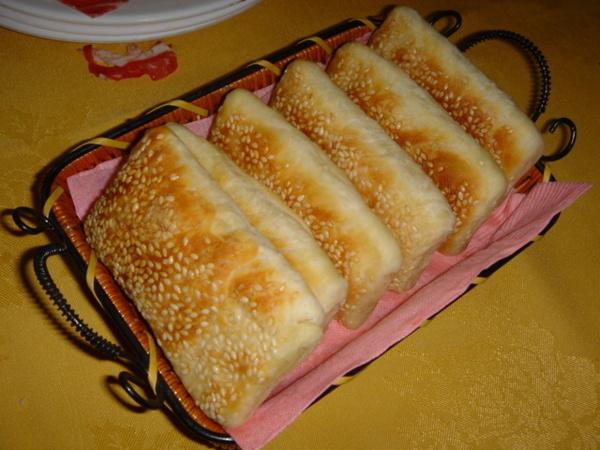 超好吃的燒餅