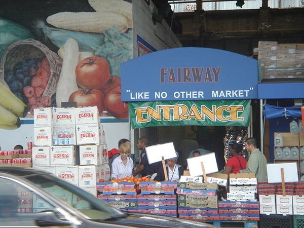 我最愛的哈林區超市