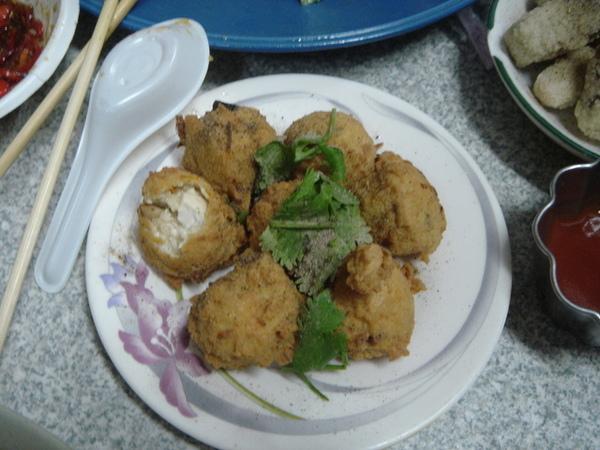 清安豆腐店之炸豆腐丸子