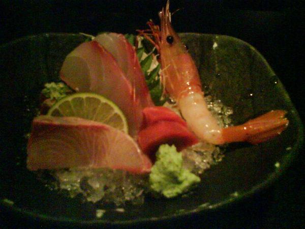 三井生魚片