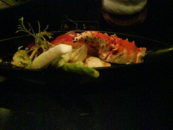 三井蟹腳沙拉