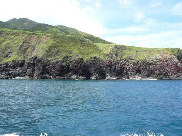 龜山島近拍