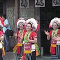 超cute歐巴桑原住民舞蹈