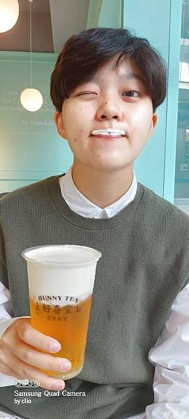 好喜堂 HUNNY TEA茶香味新唇齒留香,小克在全台灣最美手搖飲店(永春店/台芭線/茶王艾許奶蓋)