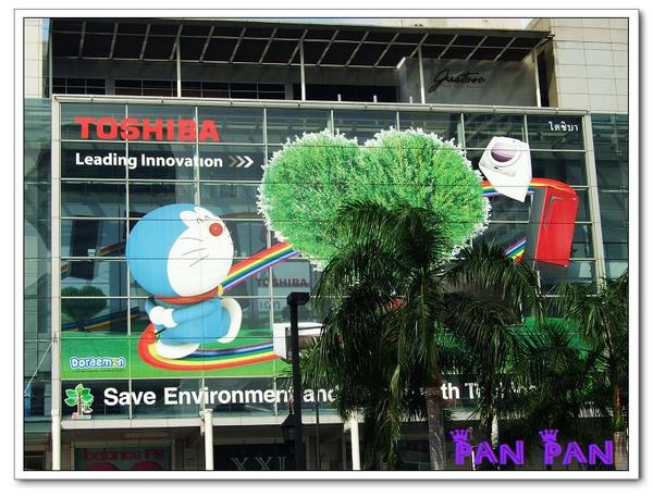 泰國超愛哆啦A夢