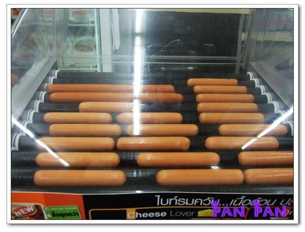 7-11的熱狗好便宜