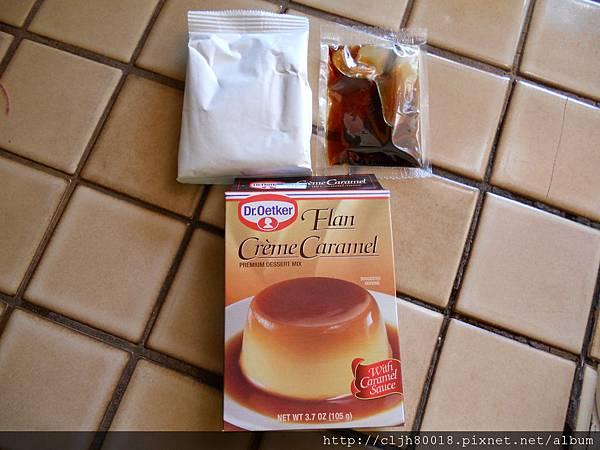 Flan package