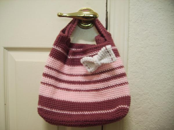 粉紅便當袋