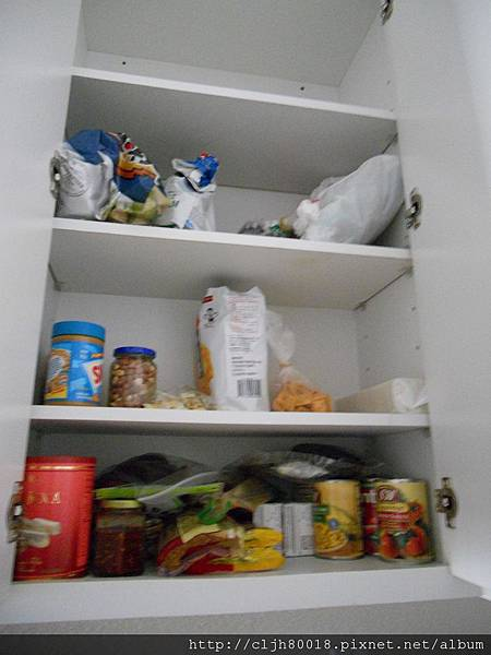 My cabinet