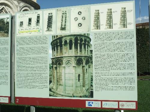 斜塔修復圖片