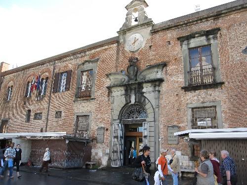 草圖博物館(Piazza dei Miracoli)