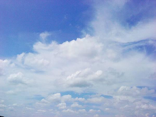 溫柔的雲群