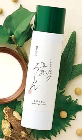 自然生活綠瓶化妝水.JPG