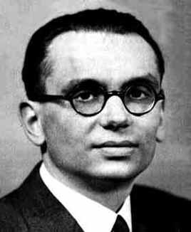 Kurt Godel(1906-1978)