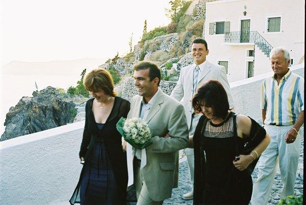 Greece 婚禮