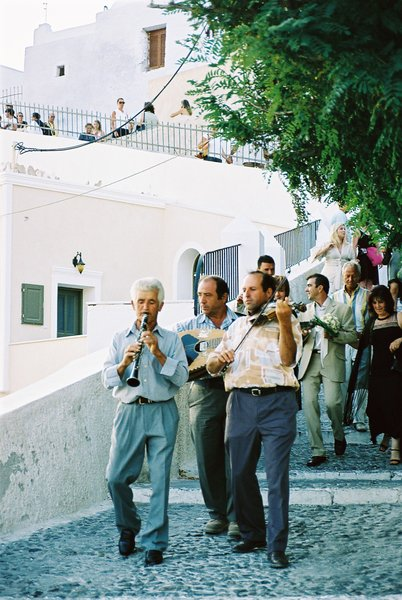 Greece 婚禮二