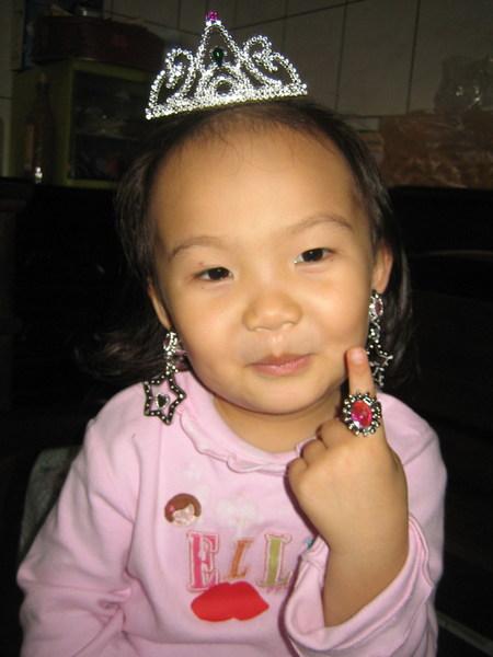 我是小公主